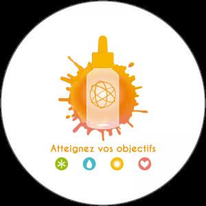 logo fleurs de bach